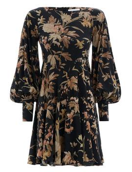 Unbridled Basque Mini Dress by Zimmermann