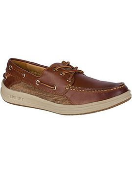 Men's Gold Cup Gamefish 3 Eye Boat Shoe by Sperry