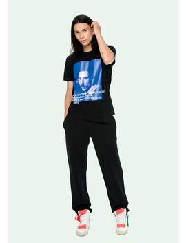 Black Bernini S/S T Shirt by Off White