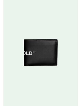 Quote Wallet by Off White