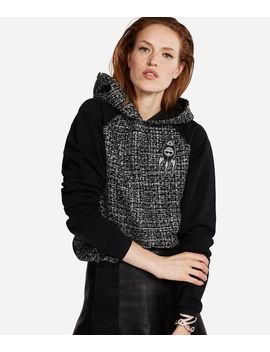 Karl Space Hoodie by Karl Legerfeld