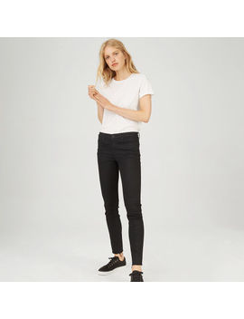 Sonica Mid Rise Denim by Club Monaco