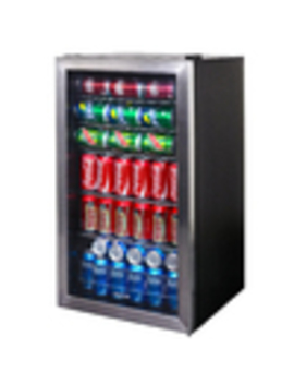New Air 126 Bottle Capacity (6.6 Cu Ft) Beverage Center by Lowe's