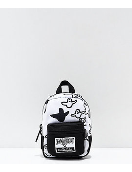 Jan Sport X Mark Gonzales The Gonz Lil' Break Mini Backpack by Jansport