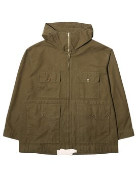 Hereford Parka by Garbstore