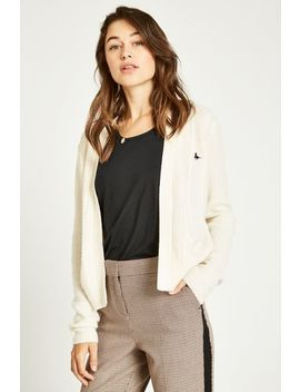 Wingate Cable Cardigan by Jack Wills