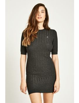 Whixall Cable Knit Dress by Jack Wills