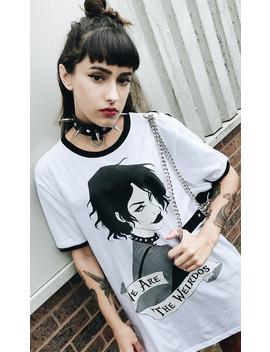 Nancy Ringer T Shirt by Disturbia