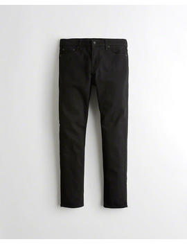 Advanced Stretch Skinny No Fade Jeans by Hollister