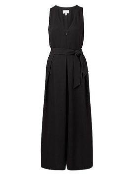 Pleat Jumpsuit by Witchery
