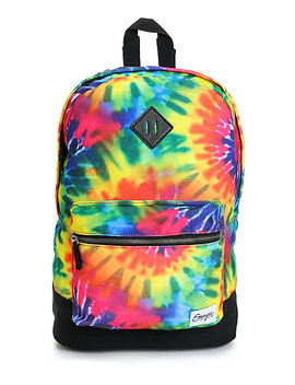 Empyre Harvest Tie Dye Backpack by Empyre