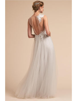 Marsden Gown by Bhldn