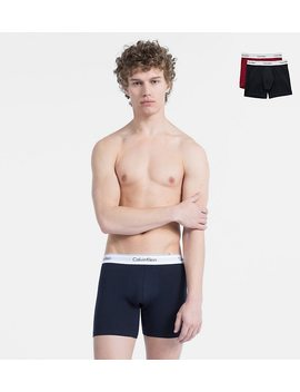 2 Pack Boxers   Modern Cotton by Calvin Klein