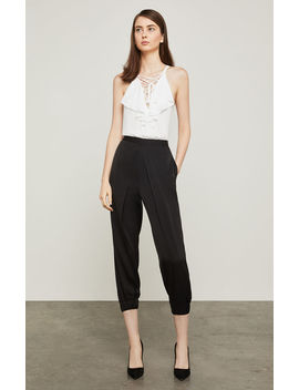 Wrap Front Jogger Pant by Bcbgmaxazria