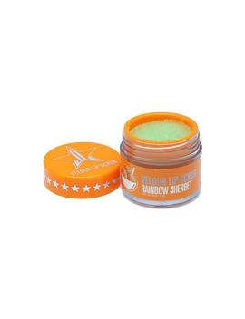 Velour Lip Scrub   Rainbow Sherbert by Jeffree Star Cosmetics