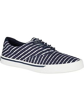 Men's Striper Ii Cvo Indigo Stripe Sneaker by Sperry