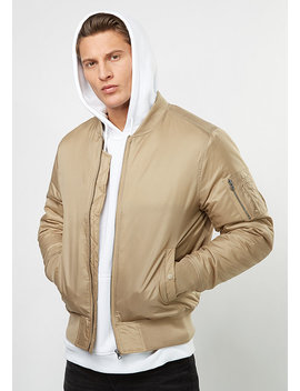 Basic Bomber Beige by Urban Classics