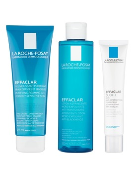 3 Step Anti Blemish System by La Roche Posay