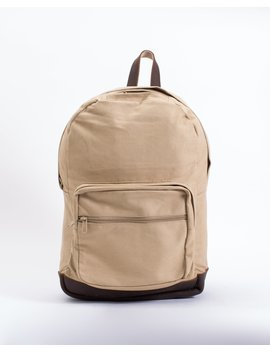 Canvas Teardrop Backpack by Rothco