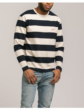 S And F Striped Shirt by 10 Deep