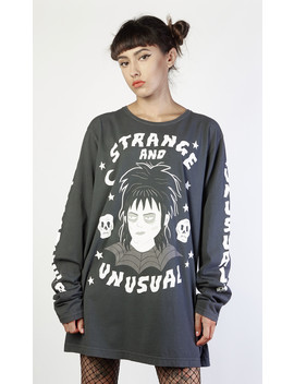 Lydia Long Sleeve T Shirt by Disturbia