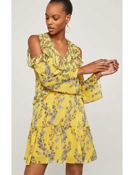 Floral Blooms Dress by Bcbgmaxazria