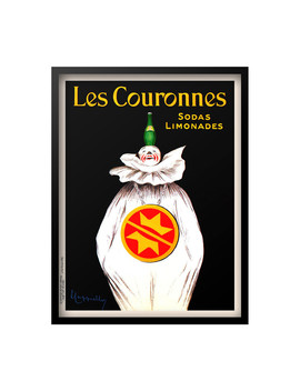 Les Couronnes Framed Print by Luxe West