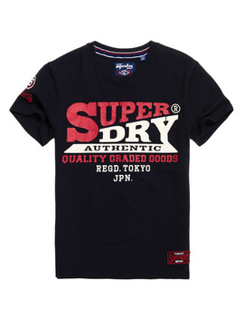 Authentic Supply T Shirt by Superdry