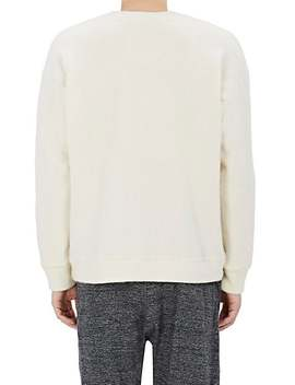 Los Angeles Lakers Cashmere Blend Sweater by The Elder Statesman X Nba
