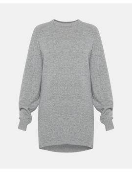 Knit Sweatshirt Dress by Theory