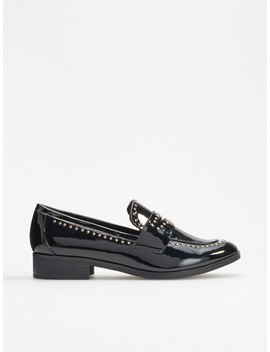 Loafers With Studs by Reserved