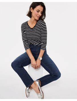 The Petite Original Comfort Straight Leg Jeans by Reitmans