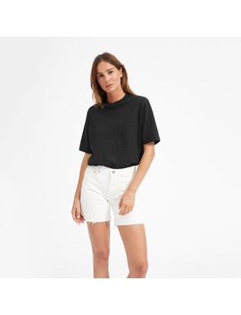 The Oversized Pocket Tee by Everlane