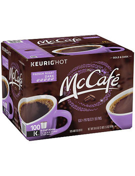 Mc Cafe French Roast Coffee (100 K Cups) by Mc Cafe