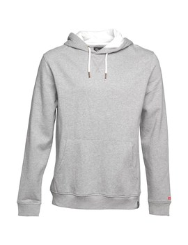 Gotcha Mens Pullover Hoody Victory Grey by Mand M Direct