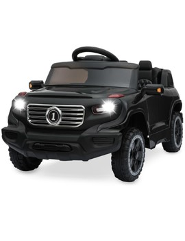 Best Choice Products 6 V Ride On Car Truck W/ Parent Control, 3 Speeds, Led Lights, Mp3 Player by Best Choice Products