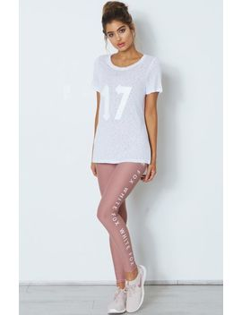 Estelle Tee White by White Fox