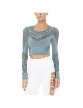 Siren Long Sleeve Shirt   Women's by Alo Yoga