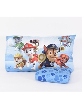 Paw Patrol Toddler Bed Sheet And Pillowcase Set by Toys Rus