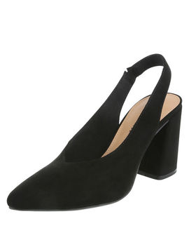 Women's Palmer Flared Heel Slingback by Learn About The Brand Christian Siriano For Payless