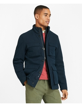 Heavy Field Jacket by Brooks Brothers