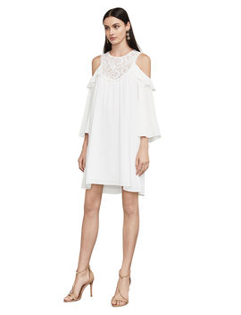 Cole Cold Shoulder Dress by Bcbgmaxazria