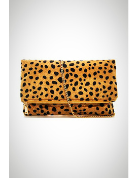 Animal Fur Clutch by Embellish Your Life, Pennsylvania