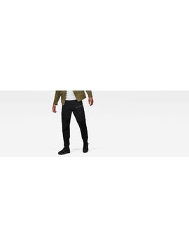 Rovic Zip 3 D Straight Tapered Pant by G Star