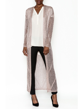 Metallic Threads Cardigan by Something Else, Maryland