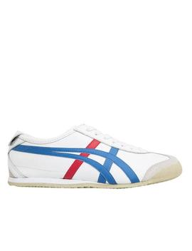 Mens Mexico 66 White/Blue/Red by Onitsuka Tiger