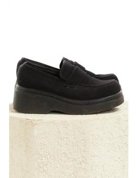 Vintage Y2 K Chunky Steve Madden Loafers   Us 6 by Tunnel Vision