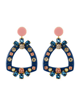 Resin Statement Earring by Henri Bendel