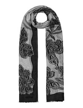 Eden Floral Print Scarf by Guess