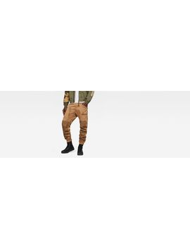 Powel 3 D Tapered Cuffed Pants by G Star
